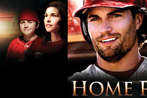 "POKAZ FILMU ""HOME RUN"""
